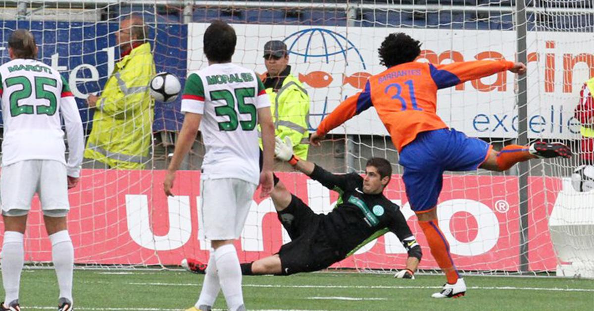 Bilde av Barrantes scorer på straffe vs Ferencvaros 1200x628